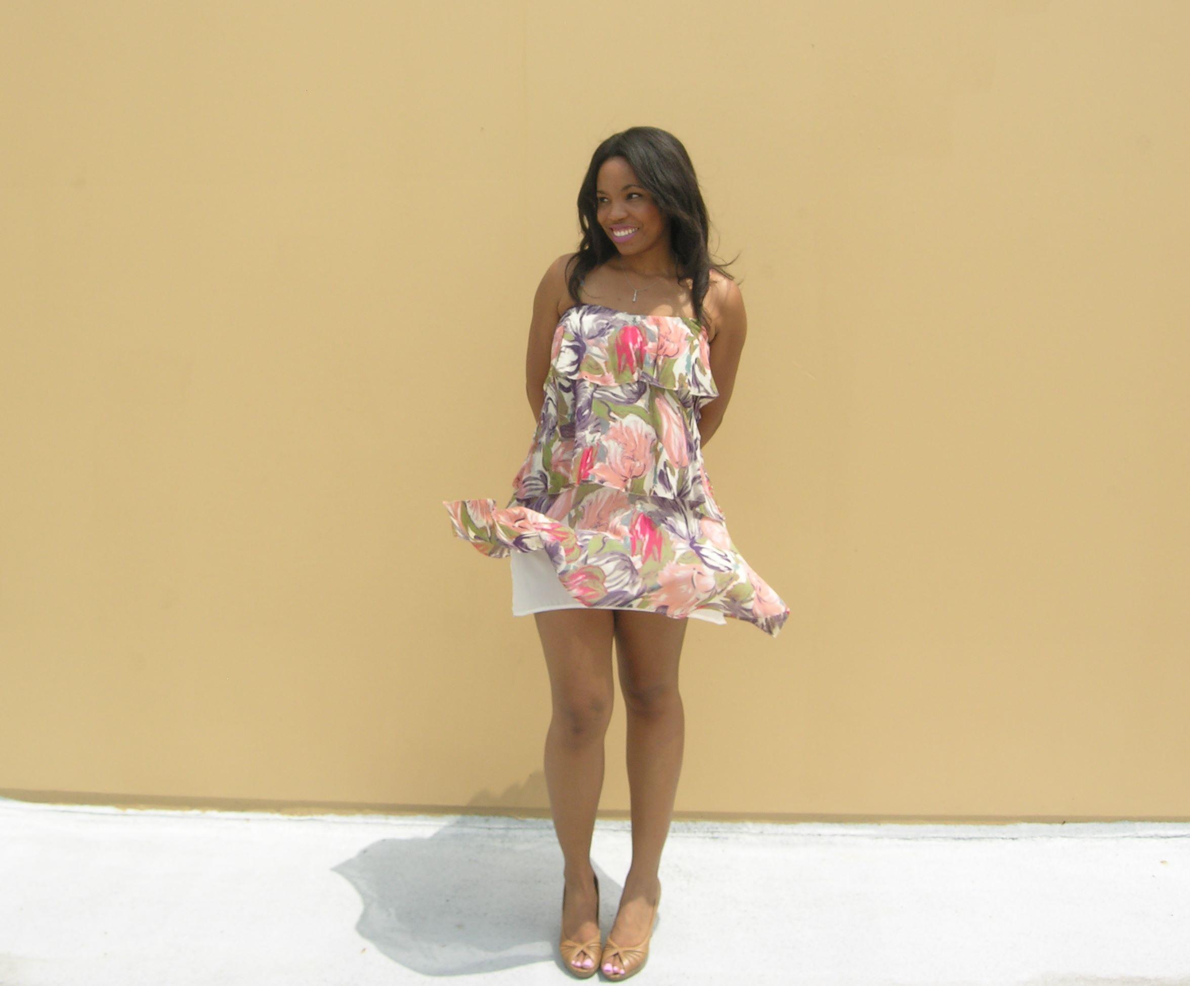Forever 21 Floral Dress (11)