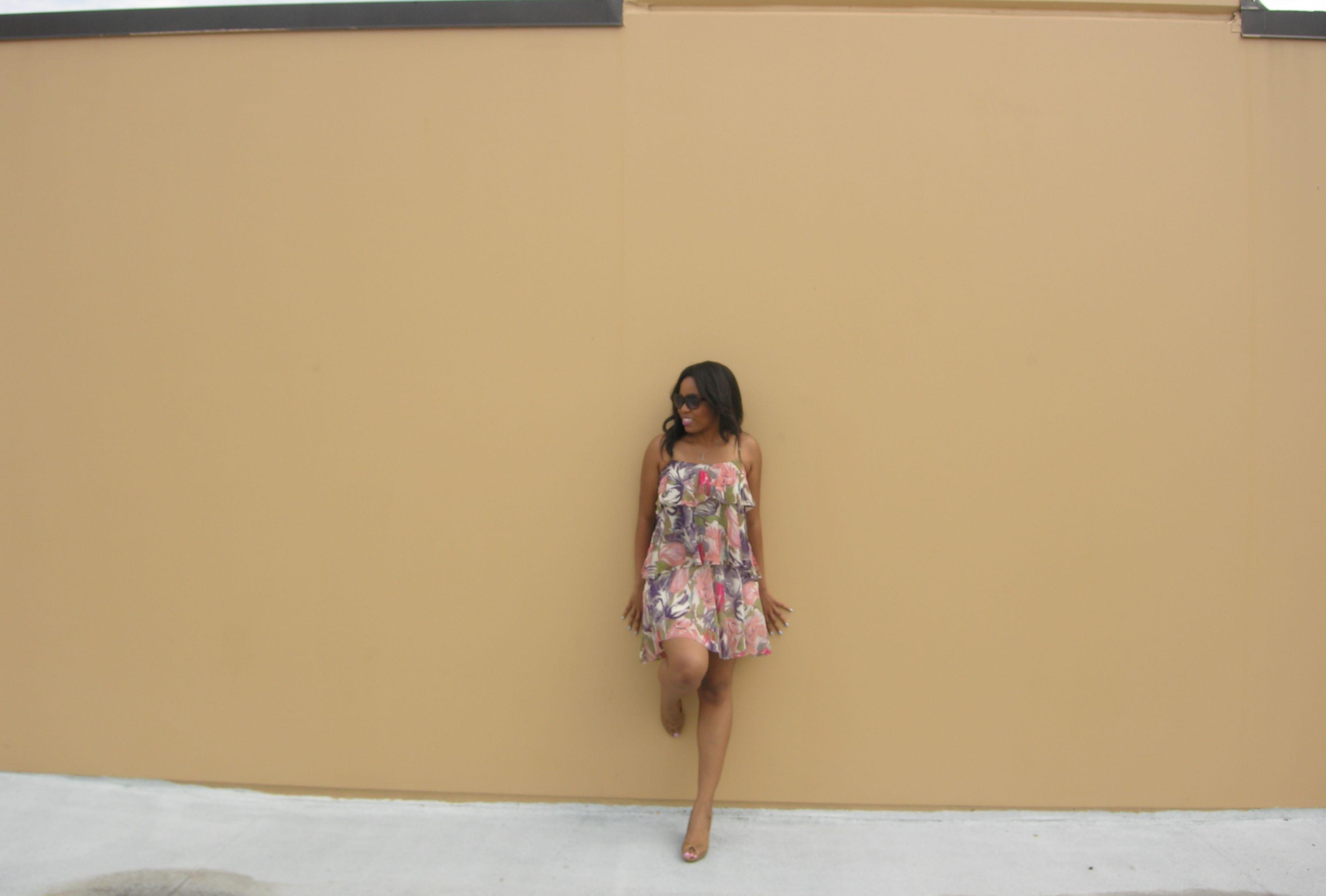 Forever 21 Floral Dress (7)