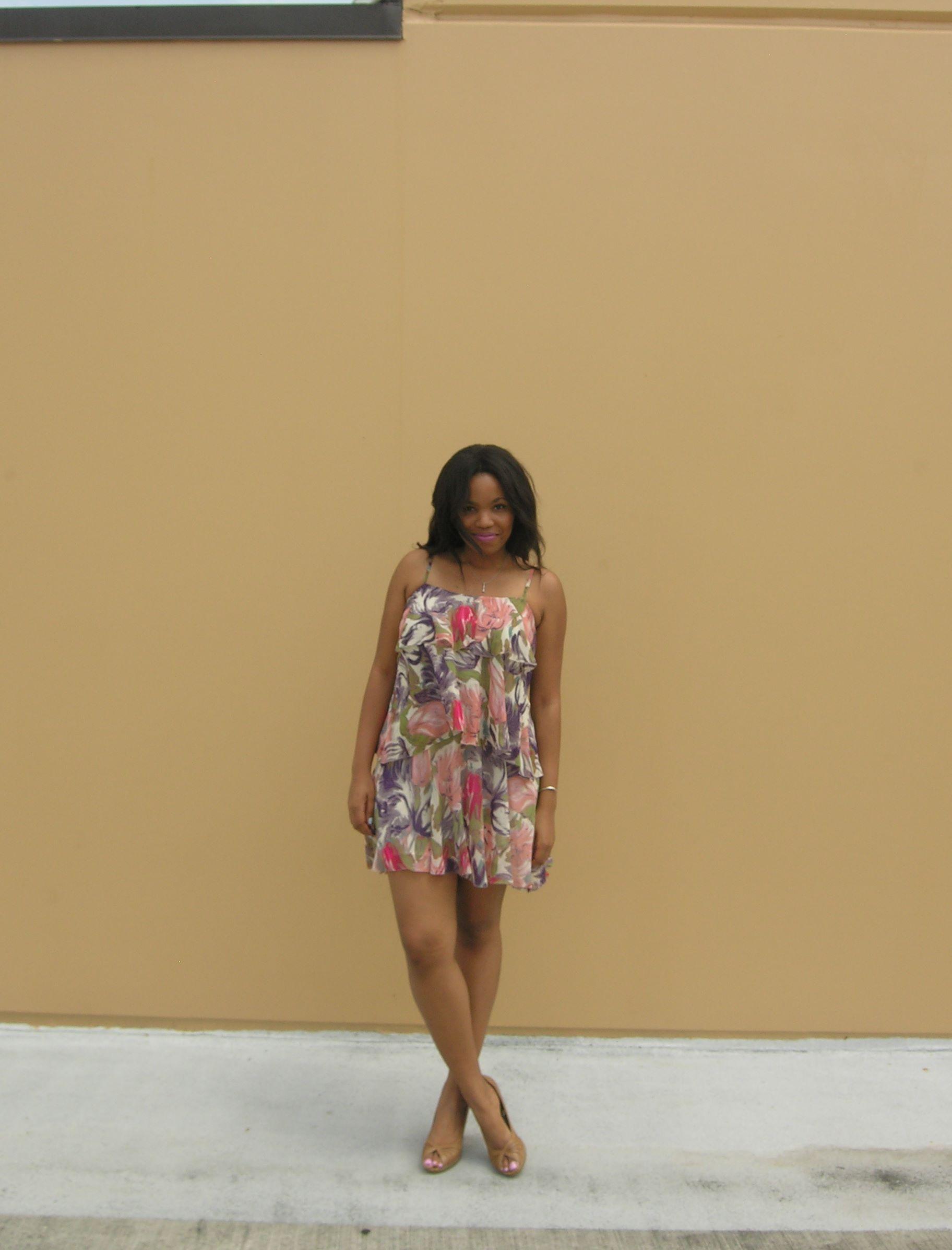 Forever 21 Floral Dress (8)